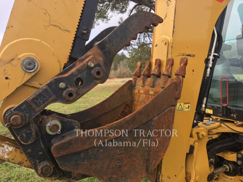 CATERPILLAR BAGGERLADER 430FIT equipment  photo 13