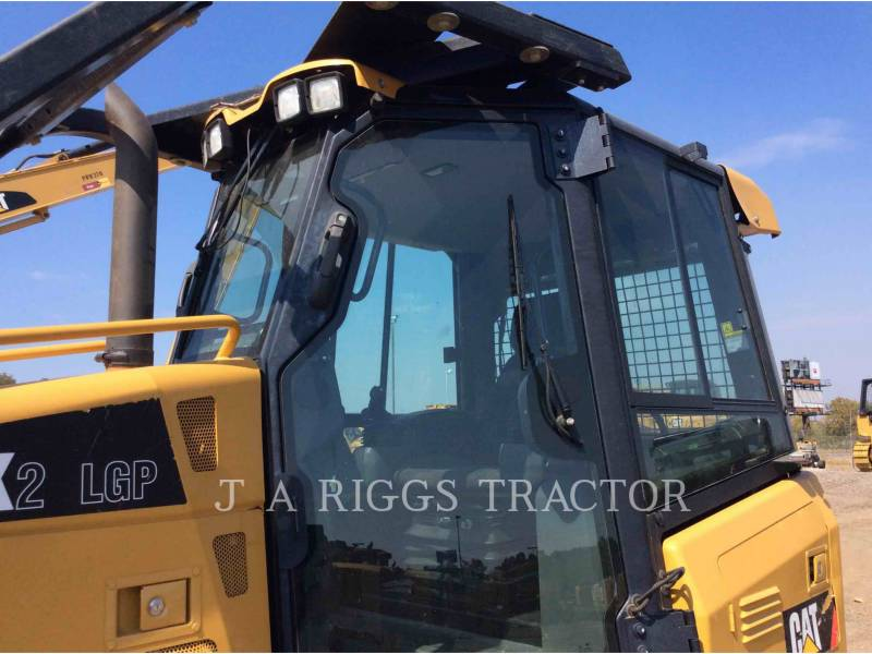 CATERPILLAR TRACTEURS SUR CHAINES D4KLGP A equipment  photo 17