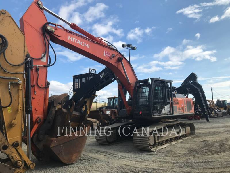 HITACHI EXCAVADORAS DE CADENAS ZX350LC-5N equipment  photo 1