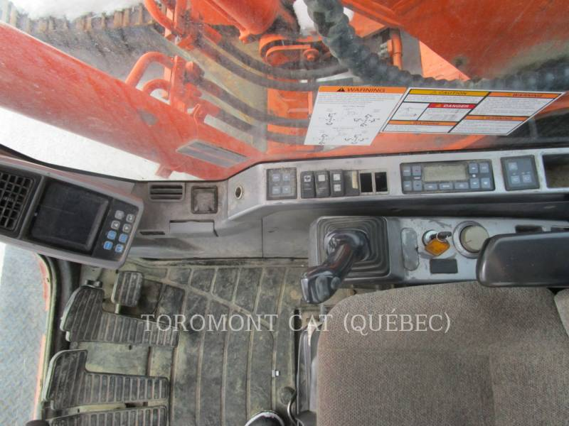 DOOSAN INFRACORE AMERICA CORP. KETTEN-HYDRAULIKBAGGER DX225LC equipment  photo 8