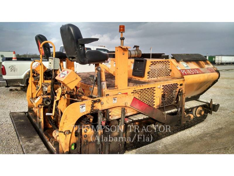 BLAW KNOX / INGERSOLL-RAND ASPHALT PAVERS PF-1510 equipment  photo 12