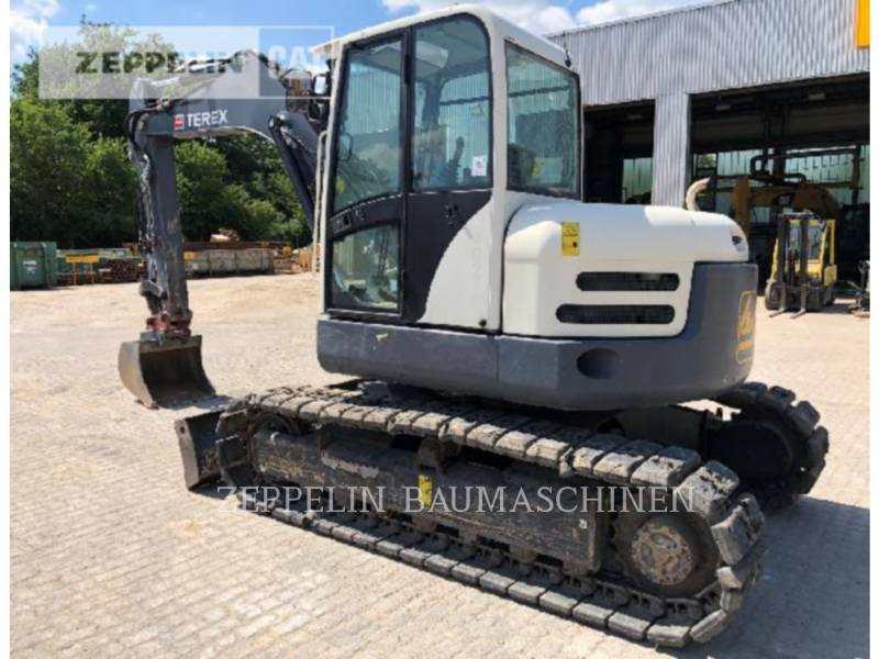 TEREX CORPORATION KOPARKI GĄSIENICOWE TC125 equipment  photo 2
