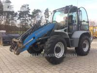 Equipment photo KRAMER 880 WHEEL LOADERS/INTEGRATED TOOLCARRIERS 1