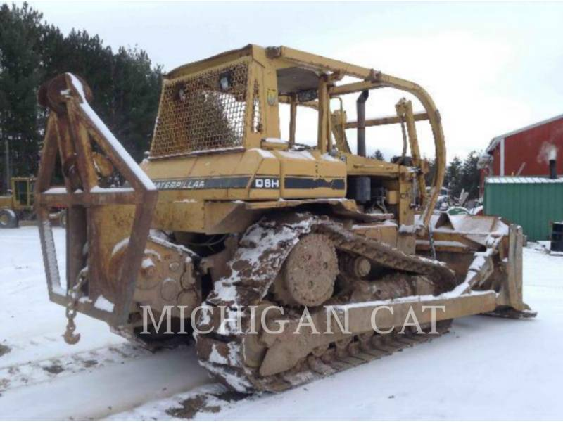 Caterpillar TRACTOARE CU ŞENILE D6H equipment  photo 3