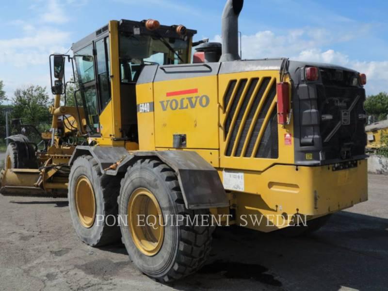 VOLVO CONSTRUCTION EQUIP BRASIL MOTONIVELADORAS G940 equipment  photo 4