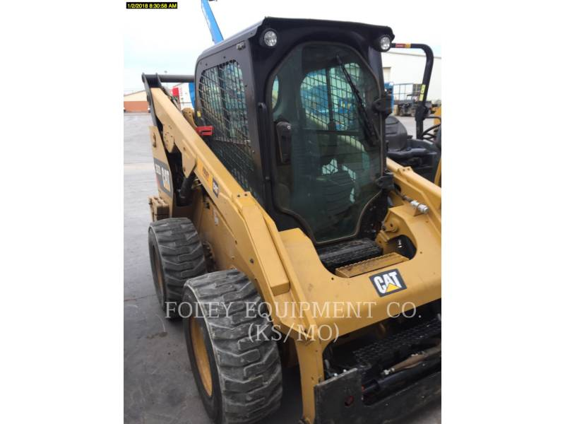 CATERPILLAR CHARGEURS COMPACTS RIGIDES 262DSTD2CA equipment  photo 2