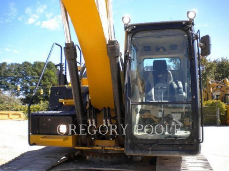 CATERPILLAR TRACK EXCAVATORS 320E/HYD equipment  photo 8