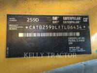 Caterpillar ÎNCĂRCĂTOARE PENTRU TEREN ACCIDENTAT 259D equipment  photo 16