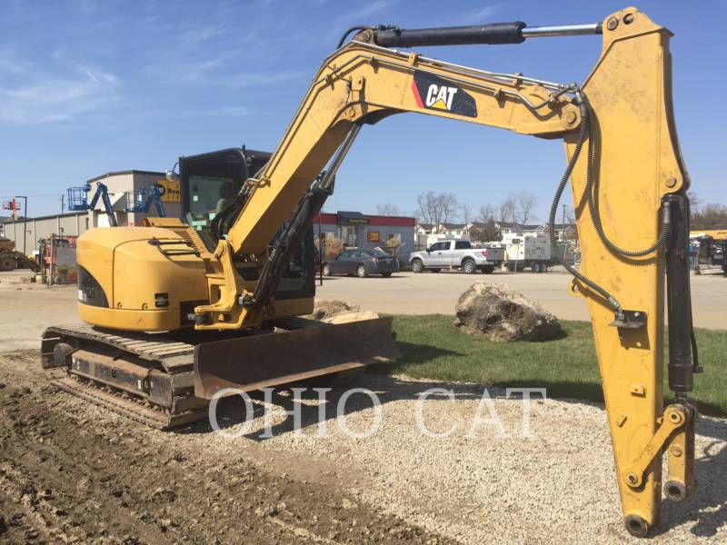 CATERPILLAR EXCAVADORAS DE CADENAS 308DCR SB equipment  photo 4