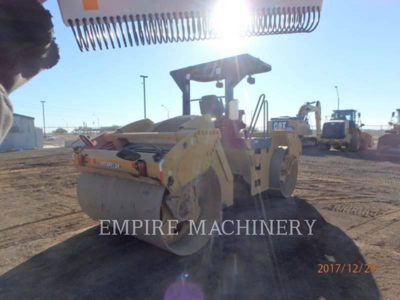 CATERPILLAR TANDEMVIBRATIONSWALZE, ASPHALT CB64 equipment  photo 2