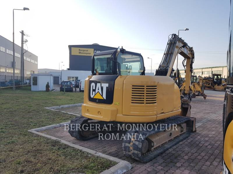 CATERPILLAR PELLES SUR CHAINES 308 E CR SB equipment  photo 4