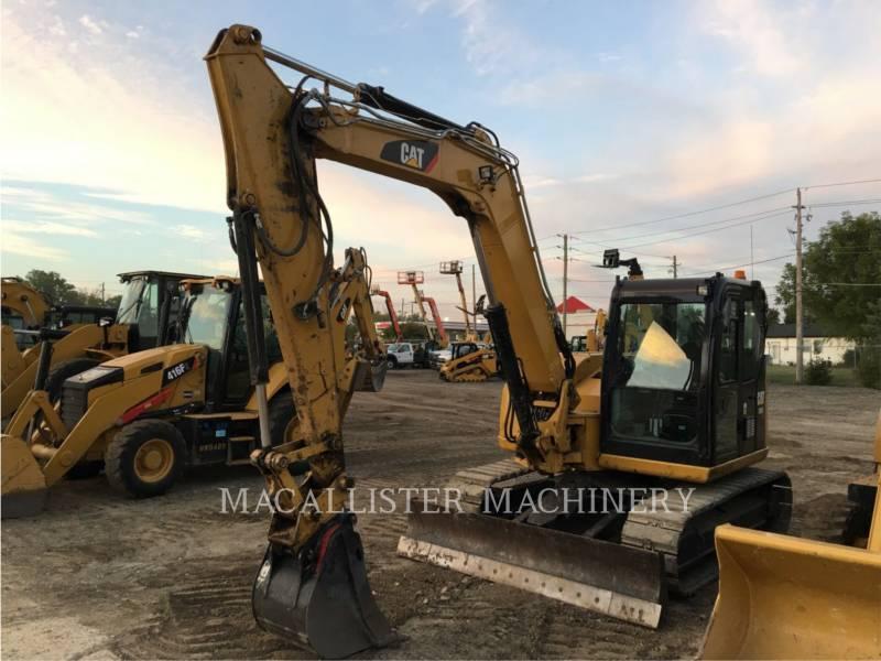 CATERPILLAR TRACK EXCAVATORS 308E2CRSB equipment  photo 1