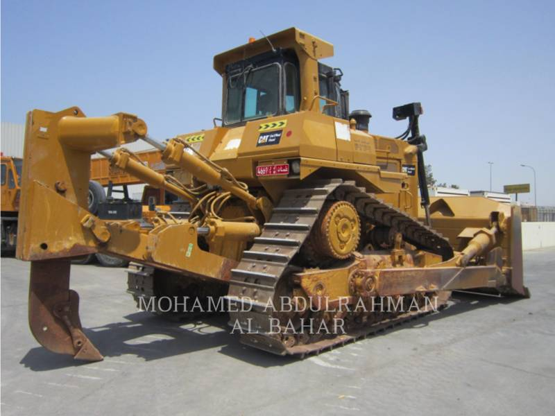 CATERPILLAR TRACK TYPE TRACTORS D 9 R equipment  photo 5