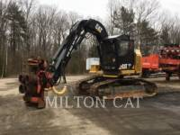 Equipment photo CATERPILLAR 501 HD FORSTWIRTSCHAFT - HARVESTER 1