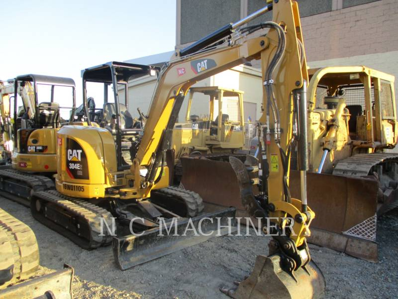 CATERPILLAR TRACK EXCAVATORS 304E2 CRCN equipment  photo 1