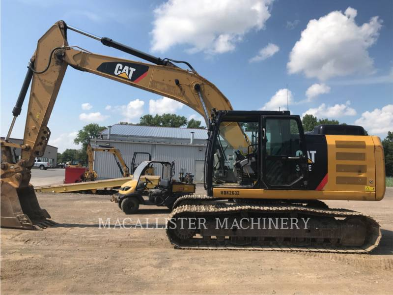 CATERPILLAR RUPSGRAAFMACHINES 320EL equipment  photo 1