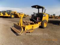 CATERPILLAR DRGAJĄCY POJEDYNCZY BĘBEN PODKŁAD. CP34 equipment  photo 4