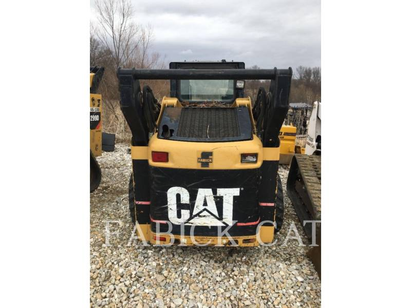 CATERPILLAR CHARGEURS COMPACTS RIGIDES 268B equipment  photo 5