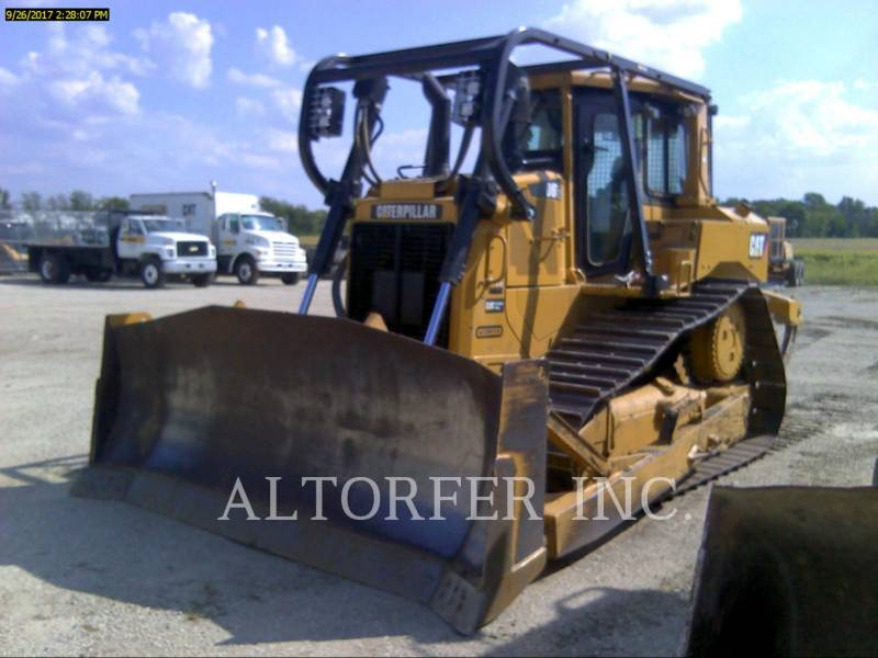 CATERPILLAR TRACTEURS SUR CHAINES D6T XW R equipment  photo 1
