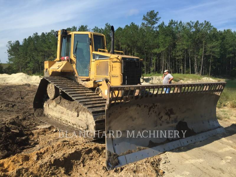 CATERPILLAR TRACK TYPE TRACTORS D6N equipment  photo 1