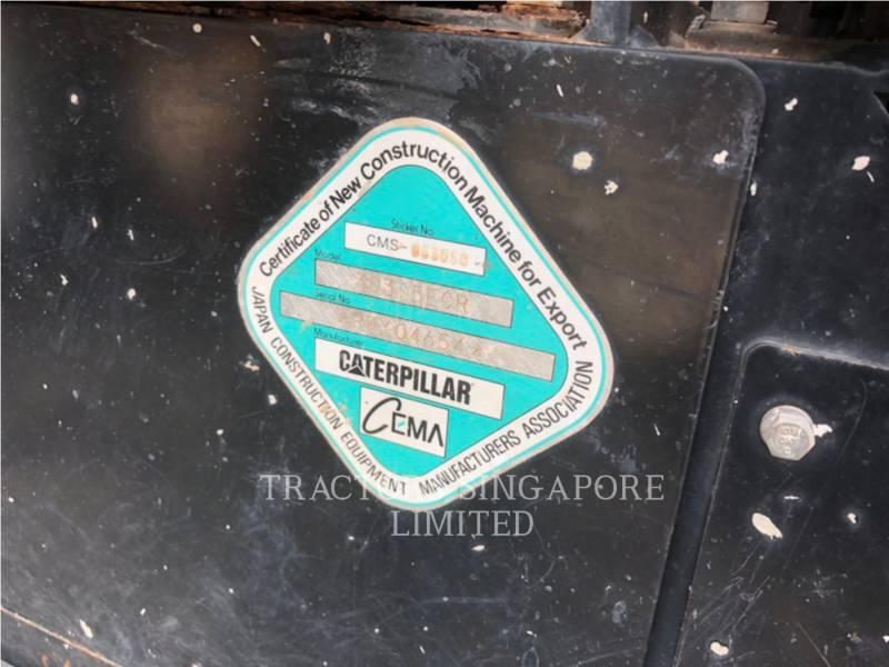 CATERPILLAR ESCAVATORI CINGOLATI 303.5ECR equipment  photo 15