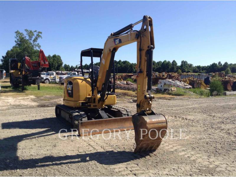 CATERPILLAR TRACK EXCAVATORS 305E2 CR equipment  photo 3