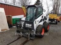 Equipment photo BOBCAT S750 SKID STEER LOADERS 1