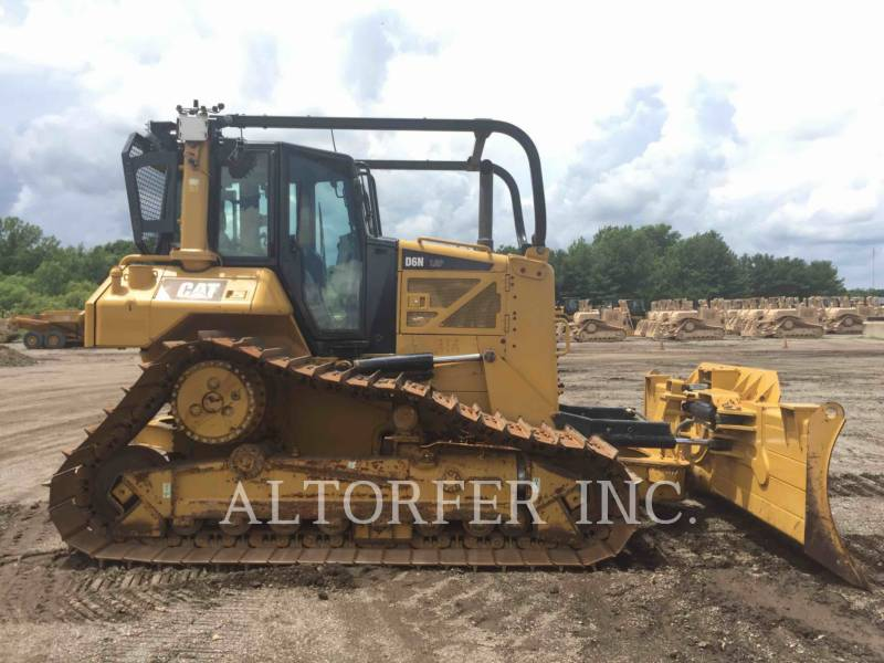 CATERPILLAR TRATTORI CINGOLATI D6NLGP equipment  photo 8