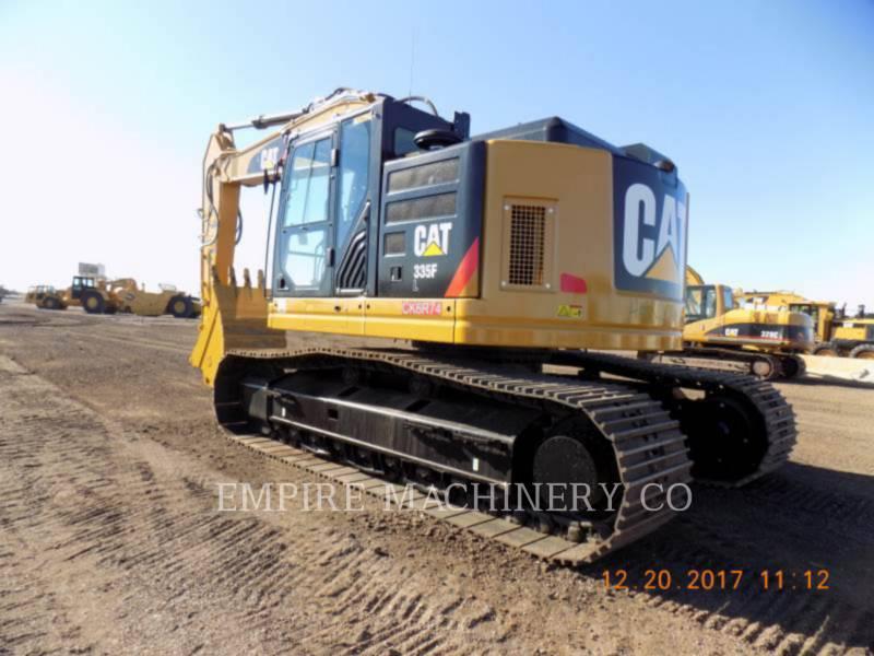 CATERPILLAR EXCAVADORAS DE CADENAS 335FL CR equipment  photo 3
