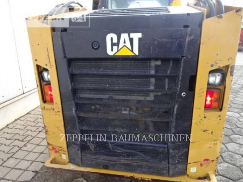 CATERPILLAR ŁADOWARKI ZE STEROWANIEM BURTOWYM 246D equipment  photo 9