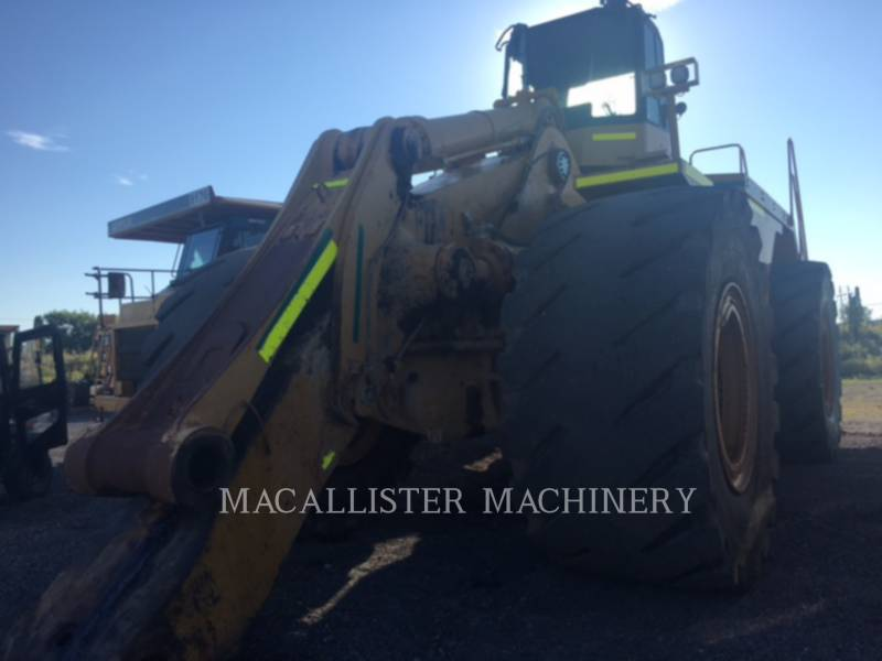CATERPILLAR PALE GOMMATE/PALE GOMMATE MULTIUSO 992G equipment  photo 3