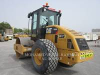 CATERPILLAR TRILLENDE ENKELE TROMMEL GLAD CS-533E equipment  photo 3