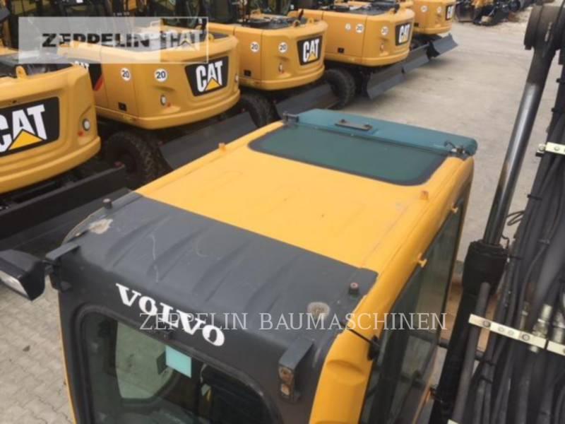 VOLVO CONSTRUCTION EQUIPMENT MOBILBAGGER EW140B equipment  photo 13