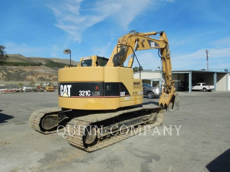 CATERPILLAR PELLES SUR CHAINES 321 C LCR equipment  photo 5