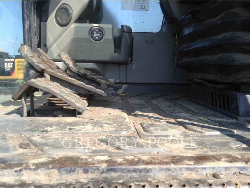 CATERPILLAR TRACK EXCAVATORS 349E L equipment  photo 20