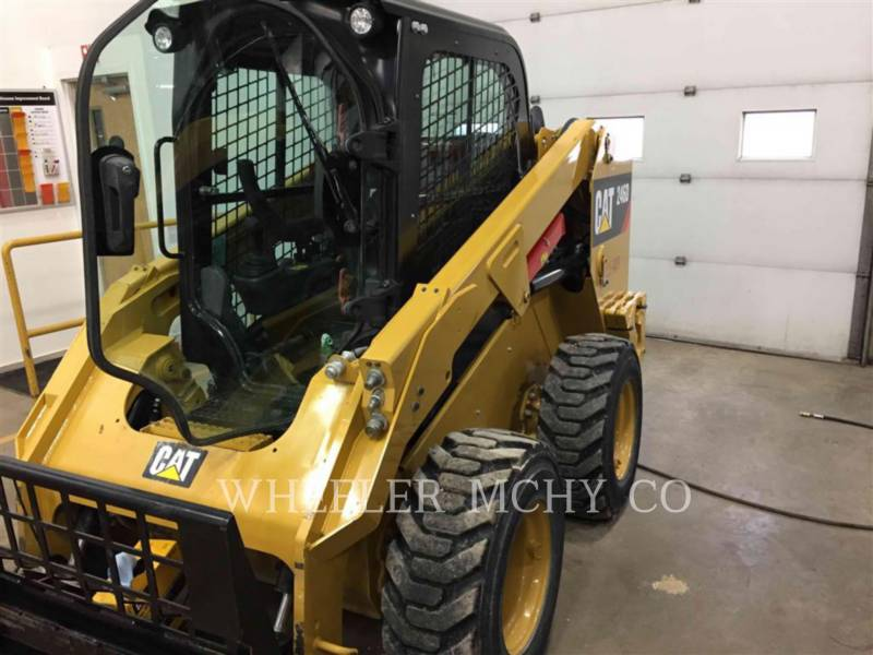 CATERPILLAR MINICARGADORAS 246D C3-H2 equipment  photo 4