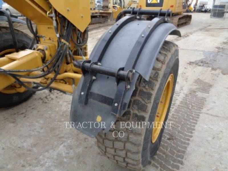 CATERPILLAR MOTORGRADER 160M2 AWD equipment  photo 14