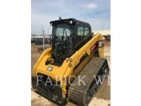 CATERPILLAR CARGADORES MULTITERRENO 277D equipment  photo 1