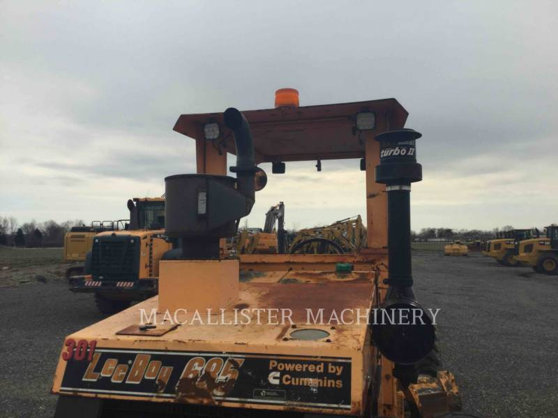LEE-BOY MOTORGRADER 685 equipment  photo 12