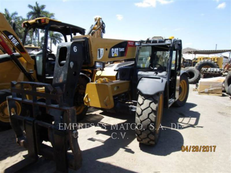 CATERPILLAR MANIPULADORES TELESCÓPICOS TL642C equipment  photo 1