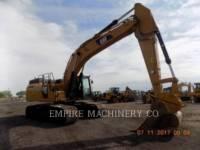 Equipment photo CATERPILLAR 349F     P ESCAVADEIRAS 1