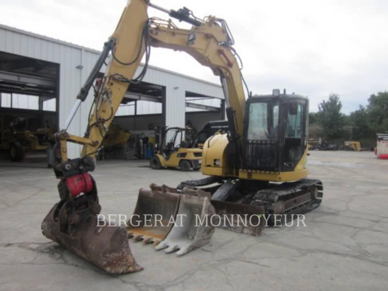 CATERPILLAR PELLES SUR CHAINES 308CCR equipment  photo 4