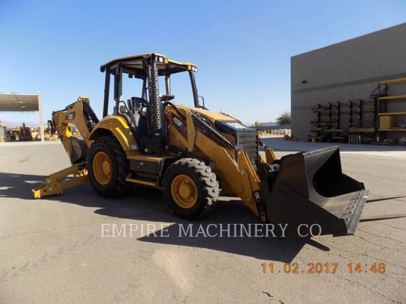 CATERPILLAR バックホーローダ 420F2IT equipment  photo 1