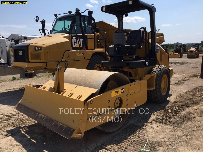 Detail photo of 2015 Caterpillar CS44 from Construction Equipment Guide