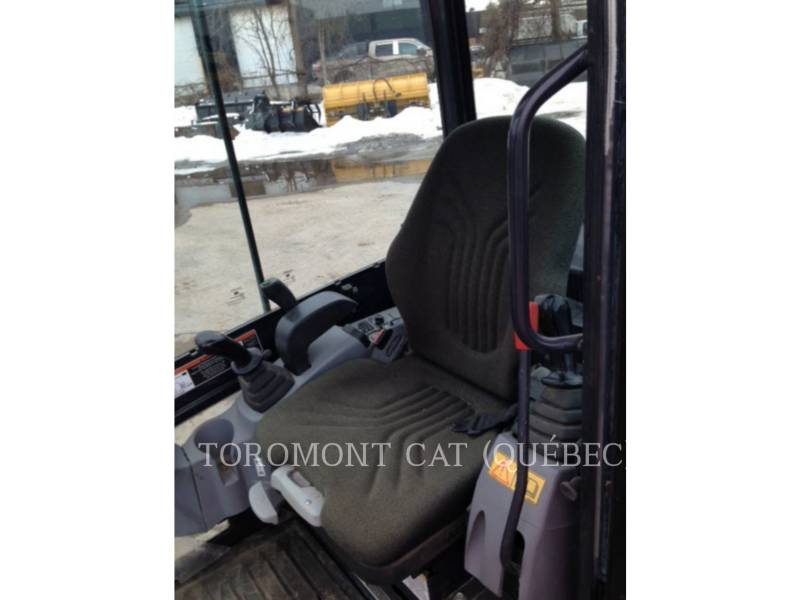 KUBOTA CORPORATION TRACK EXCAVATORS KX018-4 equipment  photo 13