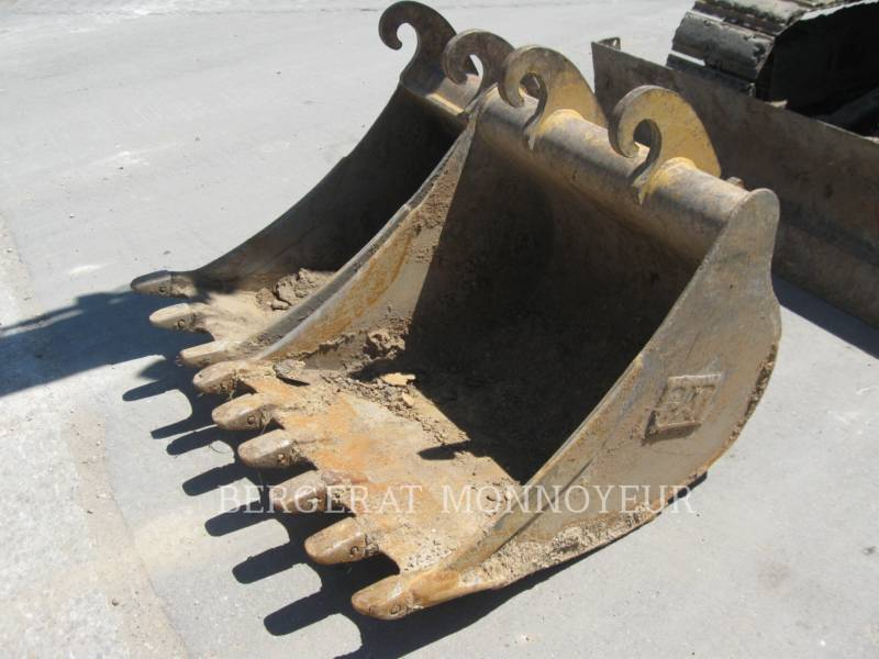 CATERPILLAR TRACK EXCAVATORS 308E CR SB equipment  photo 5