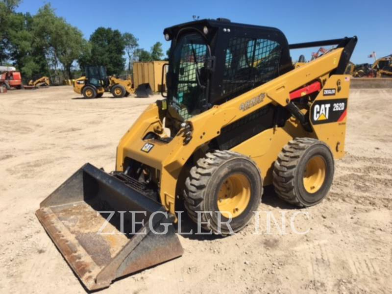 CATERPILLAR SKID STEER LOADERS 262DSR equipment  photo 2