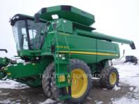 Equipment photo JOHN DEERE 9870 COMBINADOS 1