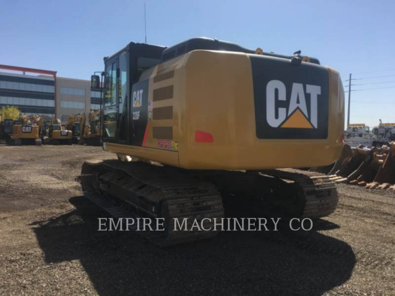 CATERPILLAR トラック油圧ショベル 320FL    P equipment  photo 3