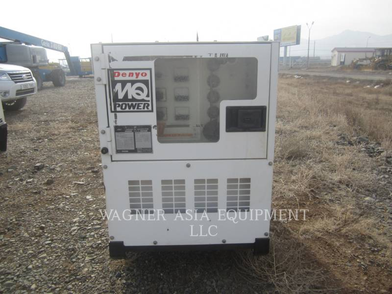 MULTIQUIP STATIONARY GENERATOR SETS DCA25SSIU2 equipment  photo 5